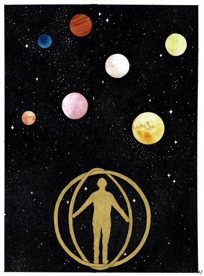 L'Homme et le cosmos