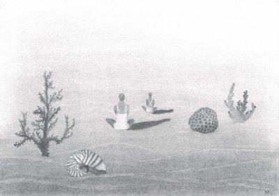 Les baigneuses